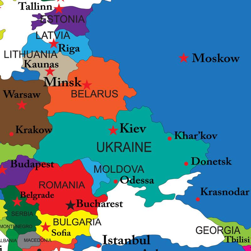 Eastern Europe - Strategeast